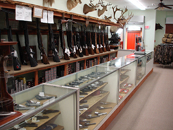 Bridge Sportsmen's Center -Inventory